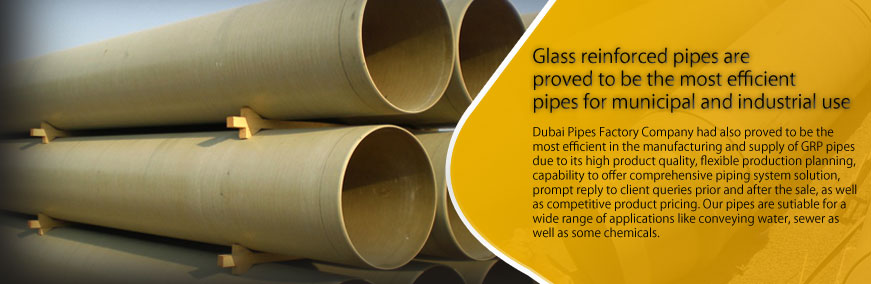 Dubai Pipes Factory Company